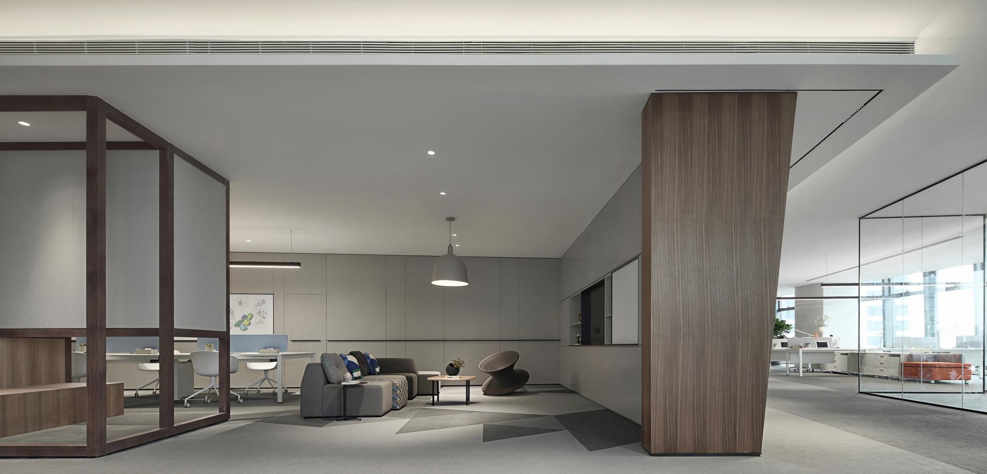商业空间办公工装空间展示