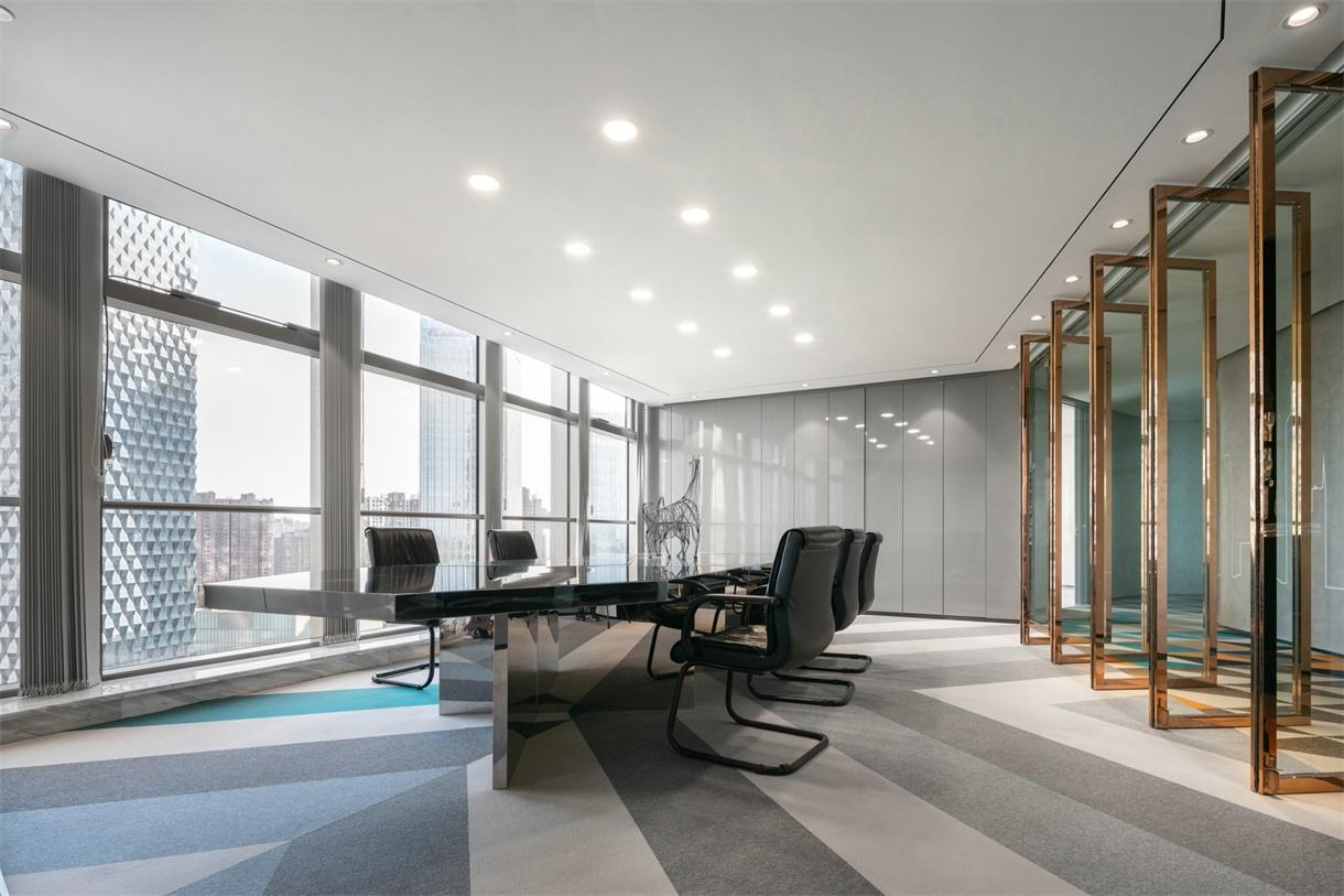 办公室工装装修:有性格和情绪的办公空间设计