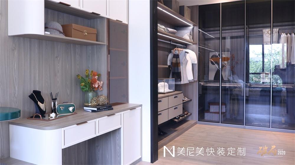 定制衣柜的色调应当如何选?