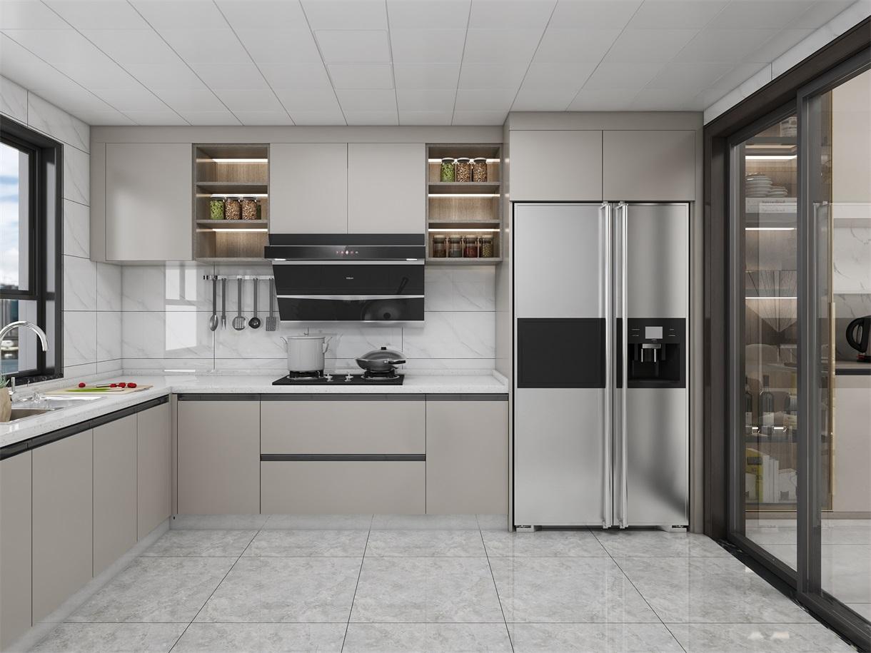橱柜作为厨房中的好帮手,定制橱柜如何挑选合适?