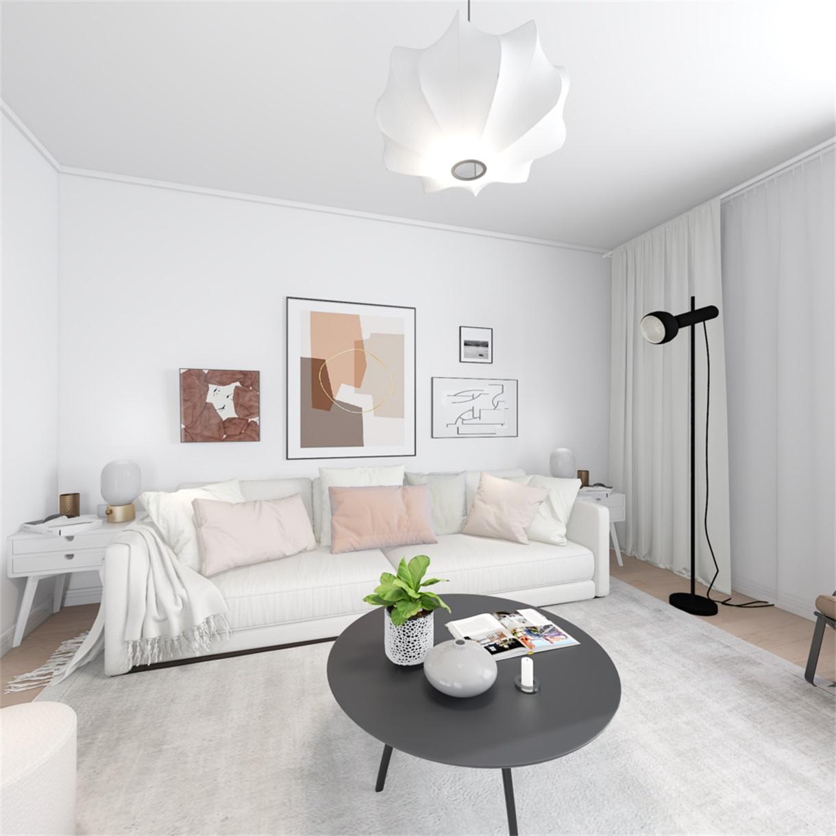 小户型家具如何选择?既要满足生活需要,又要提高居住舒适度