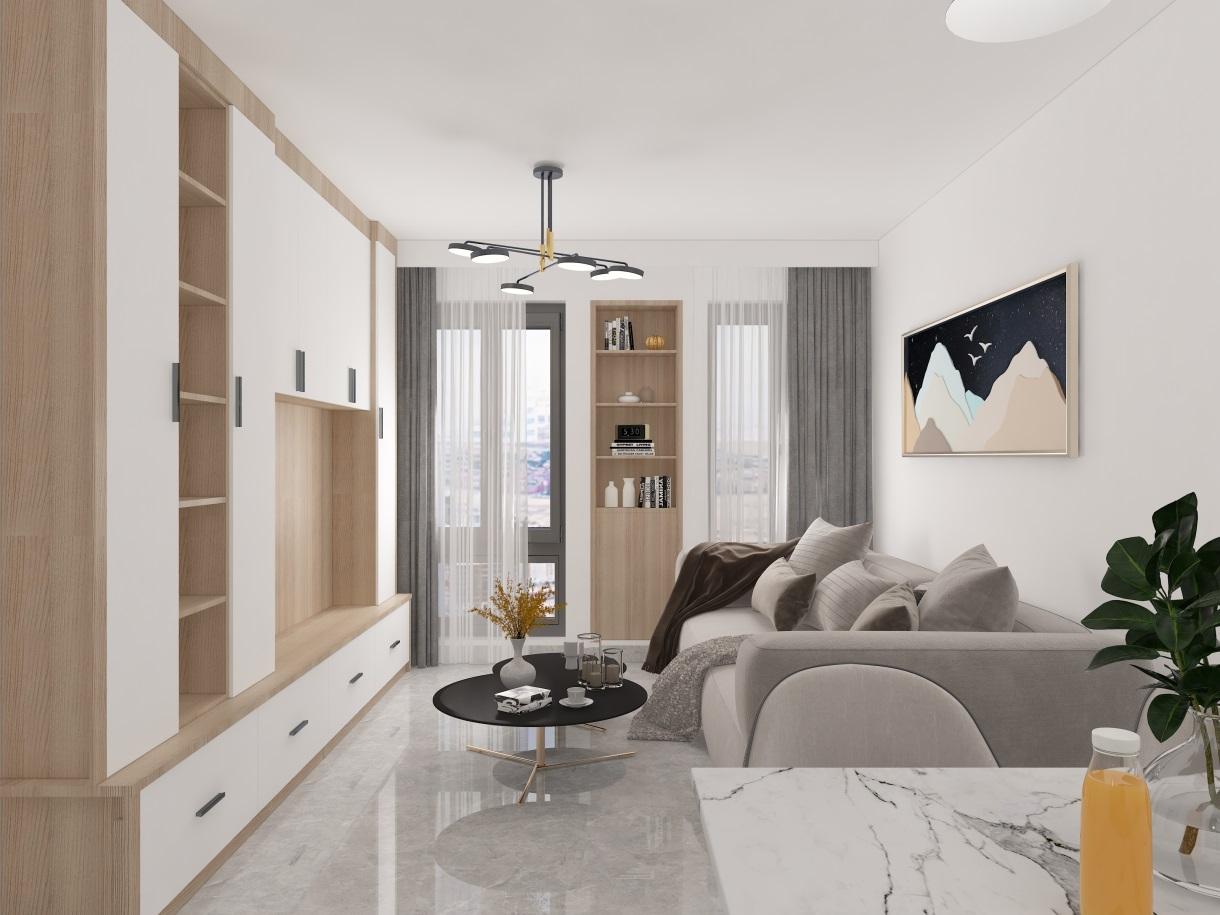 小户型该如何设计,才能变成大豪宅
