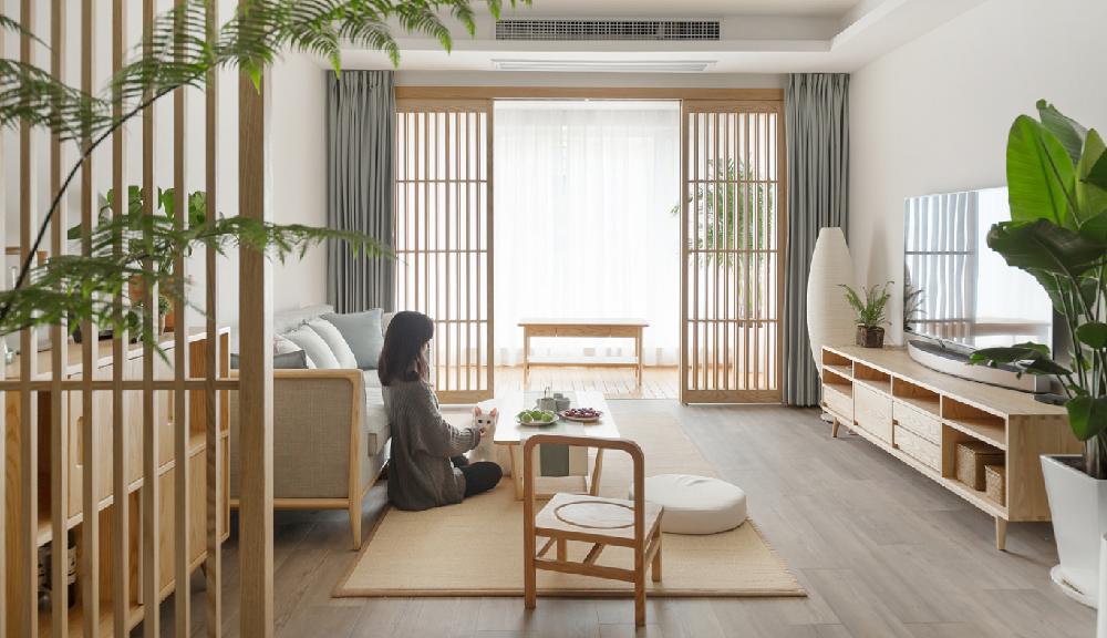 日式榻榻米墙面装修选择最根本点不只是墙纸!