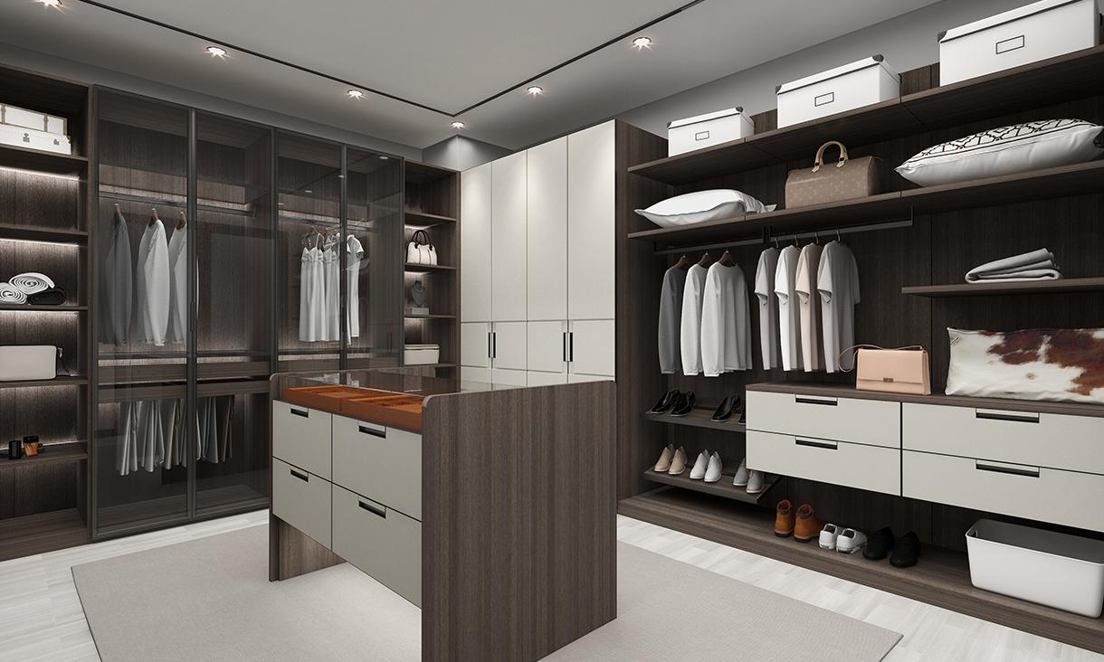 选择整体衣柜怎么样?实用吗?