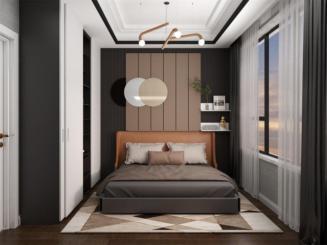 6平方米卧室能怎么装?老师傅教你搭配!